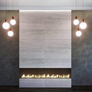 wall panel set 45 model