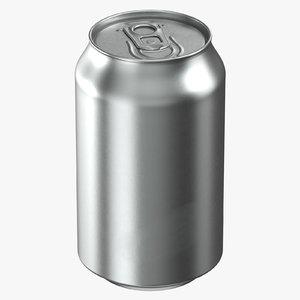 3D beverage standard 330ml model
