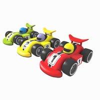 Toon Racing Cars