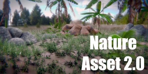 2 nature asset 0 3D