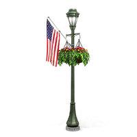 lamp post 3D model