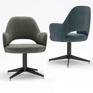 3D chair baxter colette