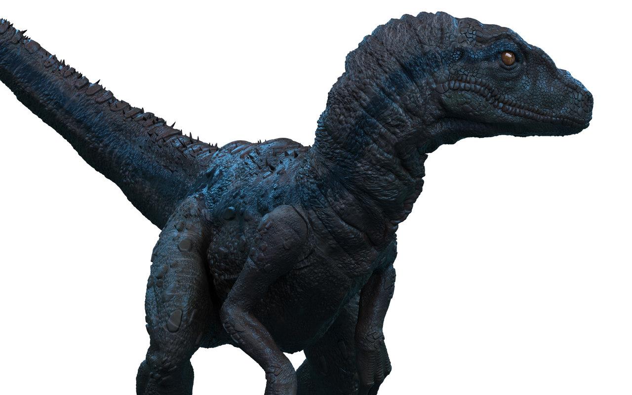 velociraptor 3D