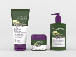 avalon organics brilliant balance 3D