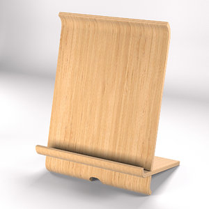 ikea mobile phone holder 3D model