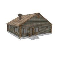 house 1 3D model