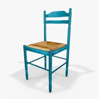 Classic Wooden Color Chair