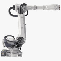 Heavy Robotic Arm