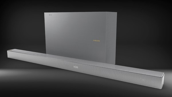 3D samsung soundbar hw-k550