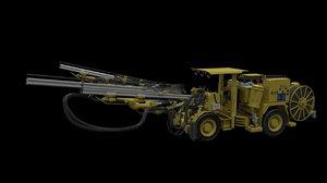 3D atlas copco boomer 282