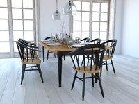Dining set 1403