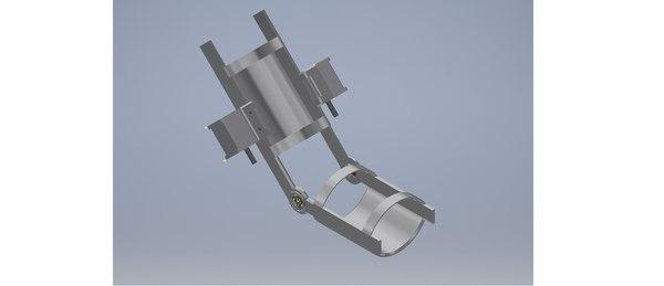 3D exoskeleton arm