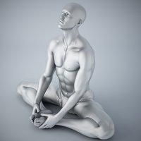 Yoga Man 013