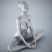 3D model printed