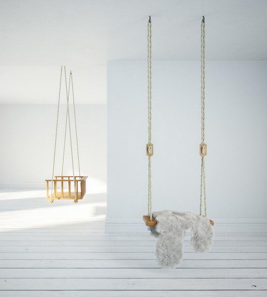 indoor swings 3D model