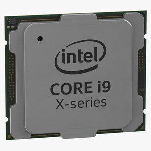 intel i9 9980xe cpu model