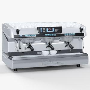 coffee machine nuova simonelli 3D model