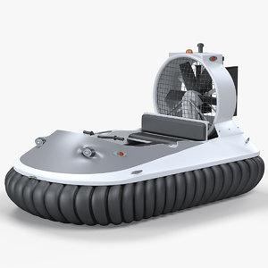 hovercraft marlin iii model