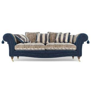 3D sofa epoque adenia model