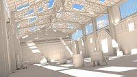 Abandon Warehouse Basemesh
