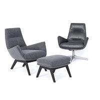 armchair moro comfort chair 3D model