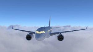 3D airbus a220