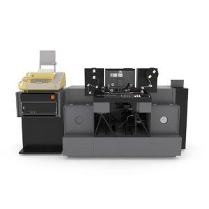 3D model print printer computer