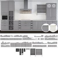 kitchen bodbyn 3D model