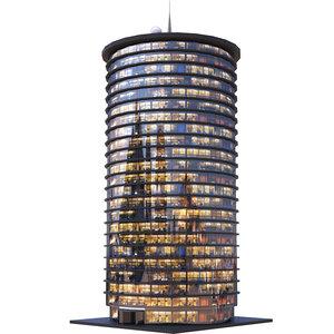 architectural buildings highrise 3D model