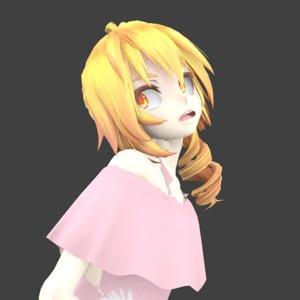 sunny 3D model