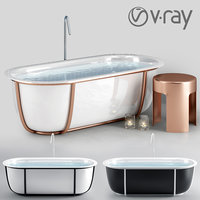 3D cuna agrape bathtub cuba