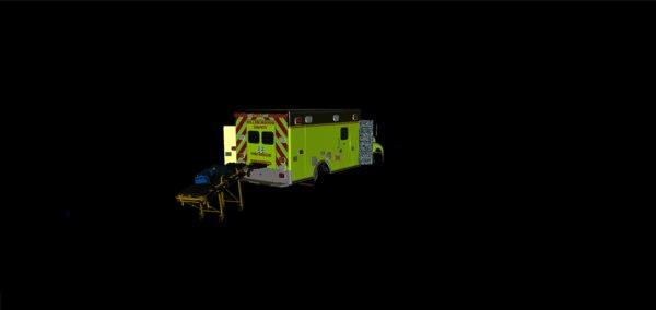 hillsborough county gta v 3D model