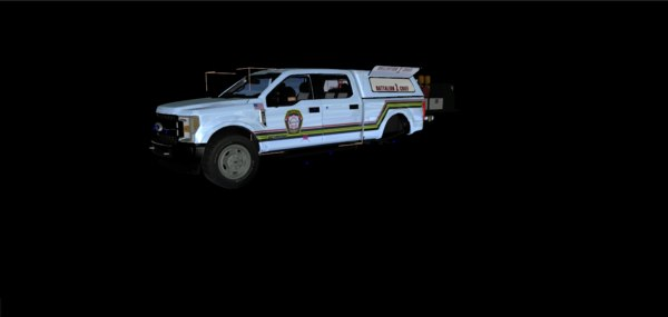 3D rescue hillsborough county gta model