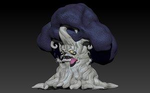 king baum 3D