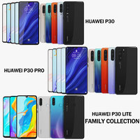 Huawei P30 & P30 Pro & P30 Lite Collection