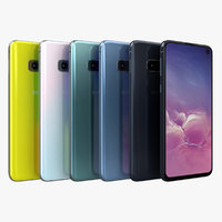 samsung galaxy s10e color model