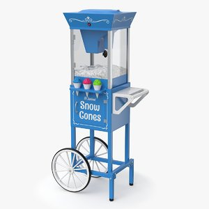 snow cone machine model