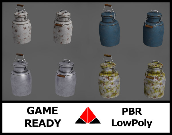 milk jug model