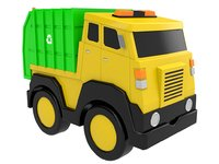 3D model toy truck garbage