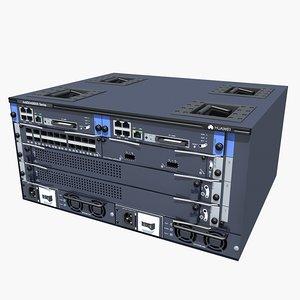3D huawei server