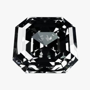 diamond asscher model