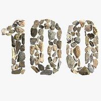 100 Stones Mountain
