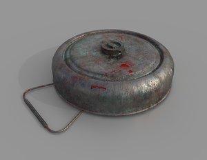 landmine war model