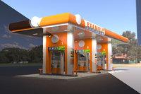 Petrol tent 2