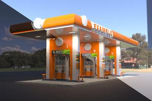 3D tent petrol