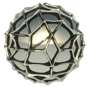 ball sphere design 3D model