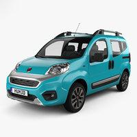 Fiat Fiorino Premio 2016