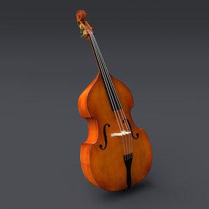 musical instrument 3D