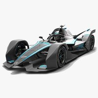 Mercedes Formula E Season 2019 2020 Livery Concept