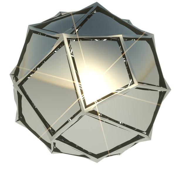 ball sphere design 3D model